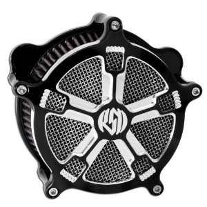 Roland Sands Designs 0206 2033 BM Turbo Venturi Air Cleaner for Harley