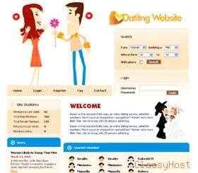 Money Making Online Dating Business Website For Sale with Free