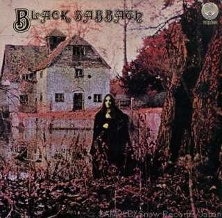 20120215018  BLACK SABBATH black sabbath JAPAN Vinyl