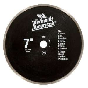 Diamond Blade Sanding Wheel Tile Wet Premium 7 Cont: Home Improvement