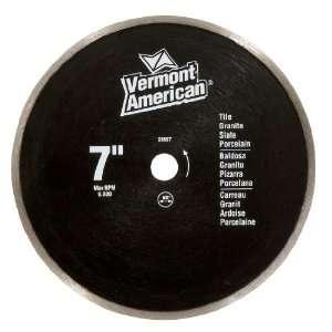Diamond Blade Sanding Wheel Tile Wet Premium 7 Cont: Home Improvement