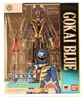Figuarts Kaizoku Sentai Gokaiger Gokai Blue With Gokai Darin