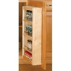 Rev A Shelf 4WD Single Pantry Door Unit   51 Height