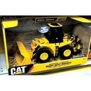 CATERPILLAR CAT HEAVY DUTY WORKER WHEEL LOADER MOTORIZED