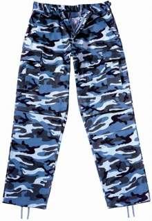 Pantalones tácticos militares de uniforme del ejército de los