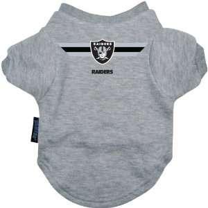 Hunter Oakland Raiders Team Pet T Shirt