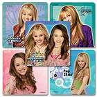 15 HANNAH MONTANA MILEY CYRUS Stickers Party Bag Favors