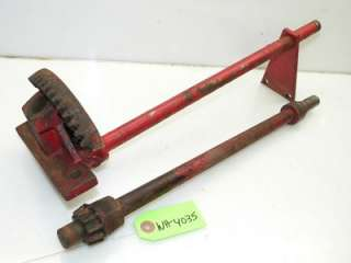 Wheel Horse 876 Tractor Steering Gear