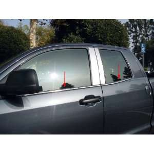 65755BL Toyota Tundra Double Cab 2004   2006 Chrome Stainless Steel