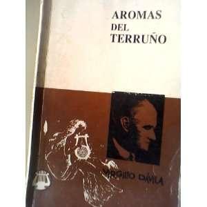 Aromas Del Terruno Virgilio Davila Books