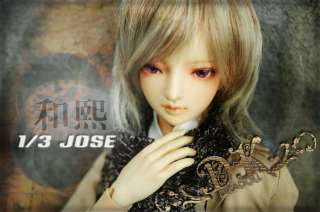 Jose HEAD Dikadoll 1/3 boy super dollfie size bjd