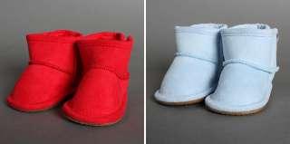 Classic Short Sheepskin BOOTS Baby Infant Kids Boy/Girl