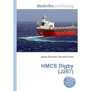 HMCS Digby (J267) Ronald Cohn Jesse Russell Books
