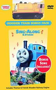 Thomas Friends   Sing Along Stories DVD, 2009, Limited Edition