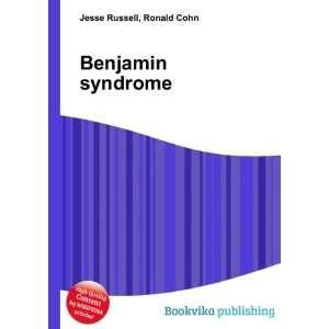 Benjamin syndrome: Ronald Cohn Jesse Russell: Books
