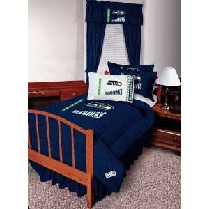 NFL Seattle Seahawks Complete Bedding Set Full Size