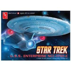 AMT 1/1400 Star Trek USS Enterprise NCC1701C Kit Toys & Games
