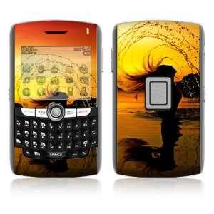 BlackBerry World 8800/8820/8830 Vinyl Decal Skin   Sunset