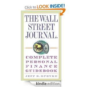 The Wall Street Journal. Complete Personal Finance Guidebook (The Wall