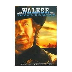 WALKER TEXAS RANGERTHIRD SEASON Everything Else