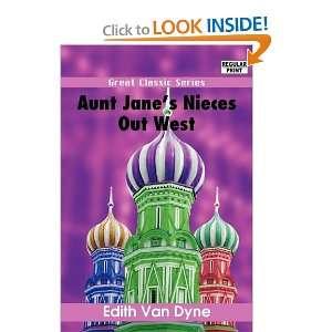 Aun Janes Nieces Ou Wes (9788132032243) Edih van Dyne Books