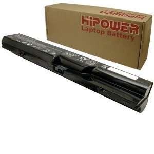 Hipower 9 Cell Laptop Battery For HP Probook 593573 001