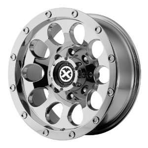 American Racing ATX Slot 18x9 Chrome Wheel / Rim 5x5 with a  24mm