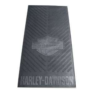 Protecta Harley Davidson Heavy Duty Rubber Truck Bed MatUniversal Fit