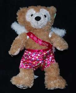 Walt Disney World Parks Duffy Valentine Cupid Hidden Mickey Mouse 12