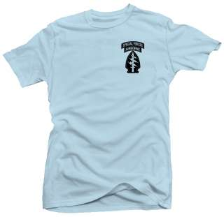 Special Forces Airborne Army Rangers Military T shirt