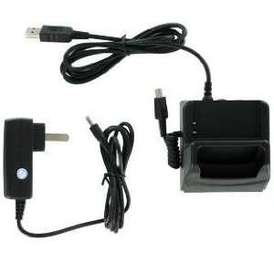 RIM Blackberry 8300 Sync Cradle & Dual Port Desktop