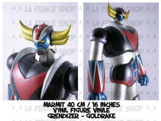 FIGURE GOLDRAKE GOLDORAK GRENDIZER FIERCE LEGEND SUPER ROBOTS MARMIT