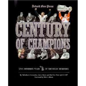 of Champions (9780937247297): Nicholas J. Cotsonika, Gene Myers: Books