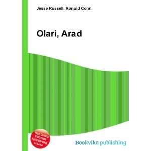 Olari, Arad Ronald Cohn Jesse Russell  Books
