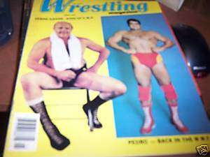 The Rings Wrestling Magazine Verne Gagne & Pedro
