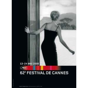 Cannes Film Festival Movie Poster (22 x 30 Inches   56cm x 77cm) (2009