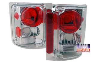 73 87 GMC CHEVY CK C10 SERIES TRUCK ALTEZZA TAILLIGHTS