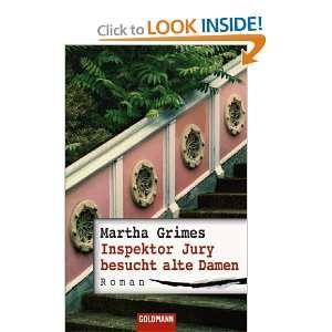 alte Damen. Sonderausgabe (9783442466160): Martha Grimes: Books