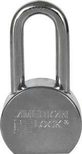 American Lock A701 High Security Padlock Master lock