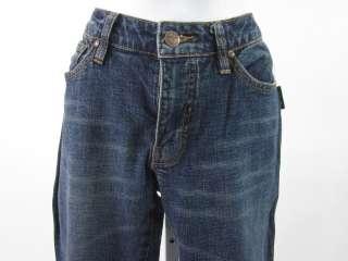 SERGIO VALENTE Dark Blue Denim Jeans Sz 26
