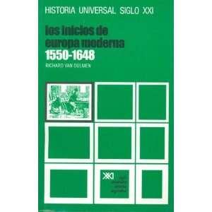 Historia Universal 24 Los Inicios de La Europa Moderna 1550