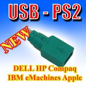 Ps/2 Adapter Keyboard Mouse Mice Apple Dell IBM Acer Hp Compaq Lenovo