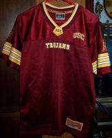 USC TROJANS JERSEY LARGE YOUTH 16 18 COLOSSEUM FOOTBALL