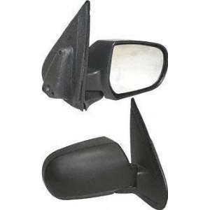 05 FORD ESCAPE HYBRID MIRROR RH (PASSENGER SIDE), Manual