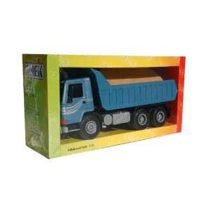Emek 1/25 Volvo FL 10 Dumper Truck (light blue): Toys & Games
