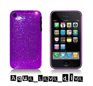 Patent Leather Pouch Case W/ Phone Strap For Iphone 3G