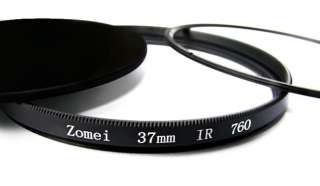 37mm 37 mm Infrared Infra red IR Filter 760nm 760 NEW