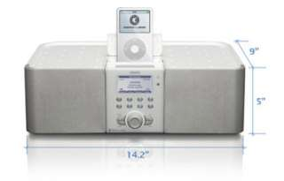 Chestnut Hill Sound George Audio Speaker System for iPod