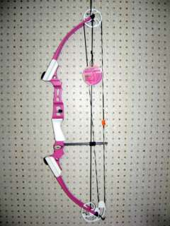 MATHEWS GENESIS MINI YOUTH BOW RH PINK LEMONADE NEW 12075 859752000710