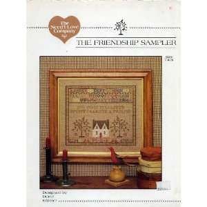 The Friendship Sampler (Cross Stitch Chart) (L14 FS